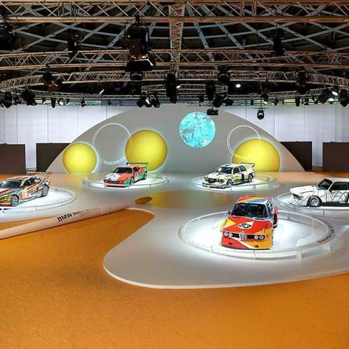 BMW Art Cars: más 40 años haciendo historia