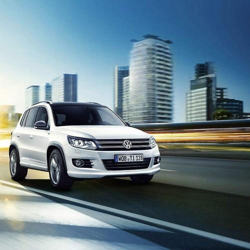 Volkswagen Tiguan, más potente y mejor conectado