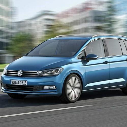 Volkswagen Touran 2015, el monovolumen para la familia