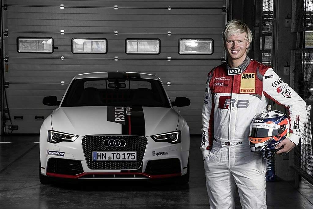 Audi RS 5 TDI competition concept - artículo 01