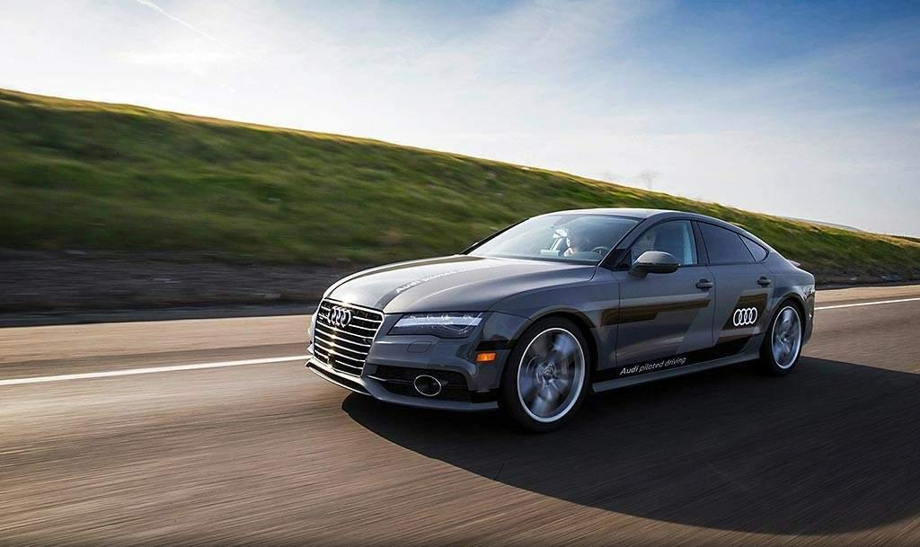 Informe sobre Responsabilidad Corporativa Grupo Audi-Audi-A7-piloted-driving-concept