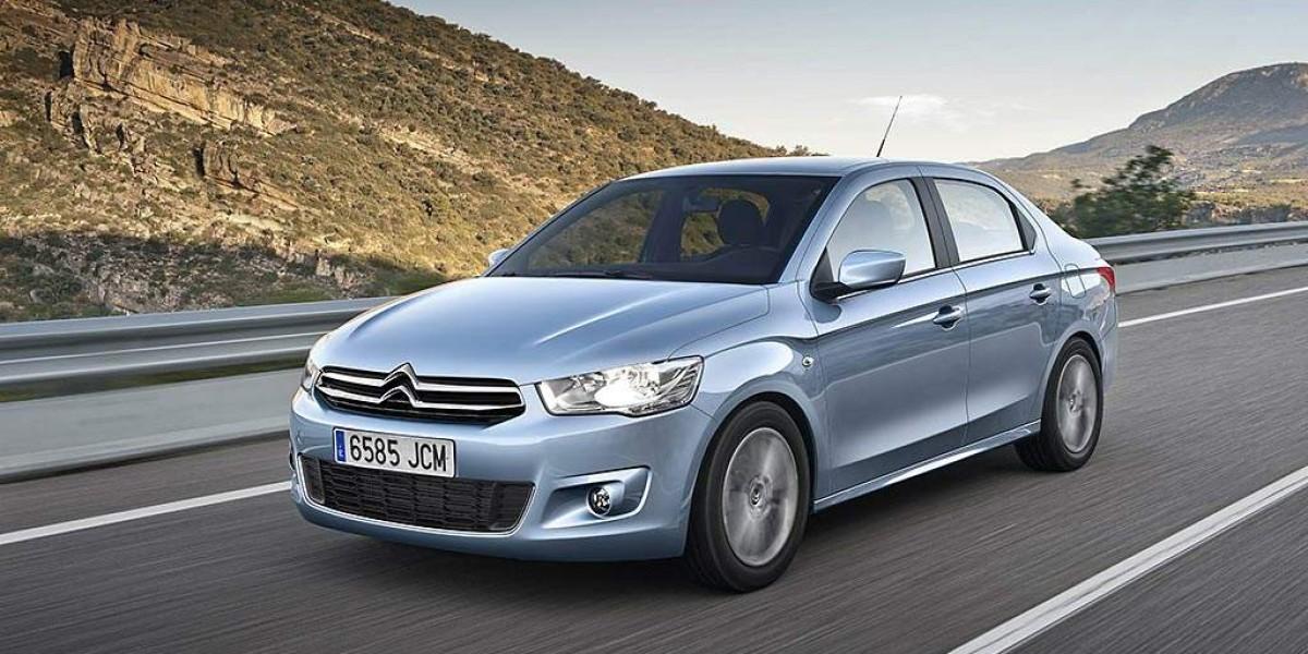 El Citroën C-Elysée estrena nuevos motores