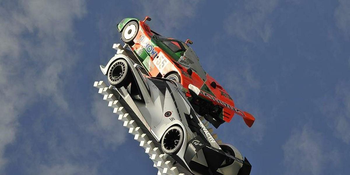 Los coches más llamativos del Goodwood Festival of Speed