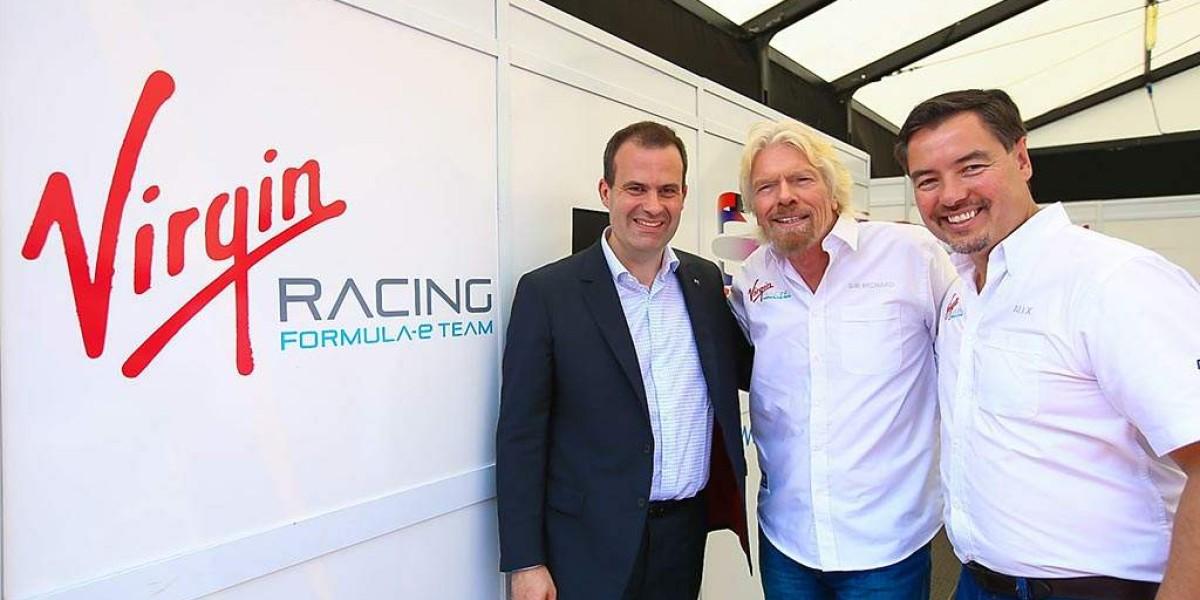 DS Automobiles y Virgin Racing tendrán un equipo en la Fórmula E
