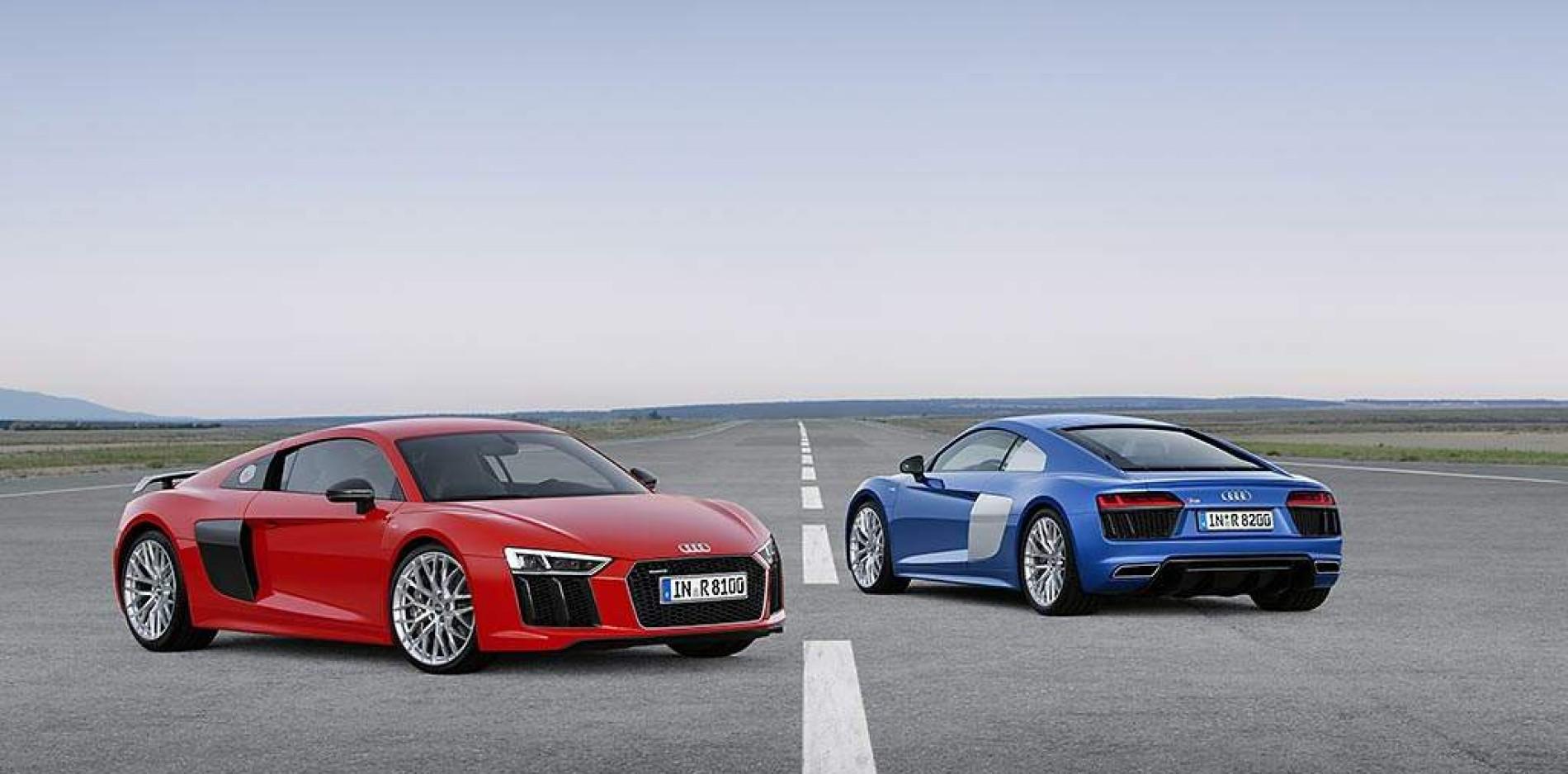 Ya está a la venta el nuevo Audi R8