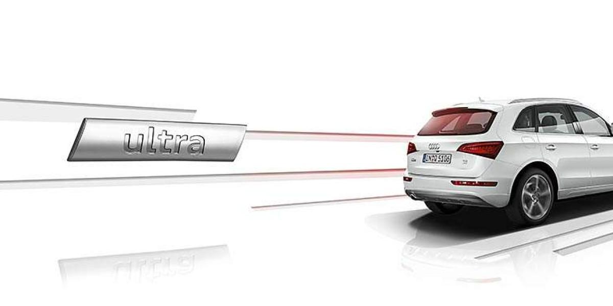 Audi Q5 Ultra, la versión más ahorradora
