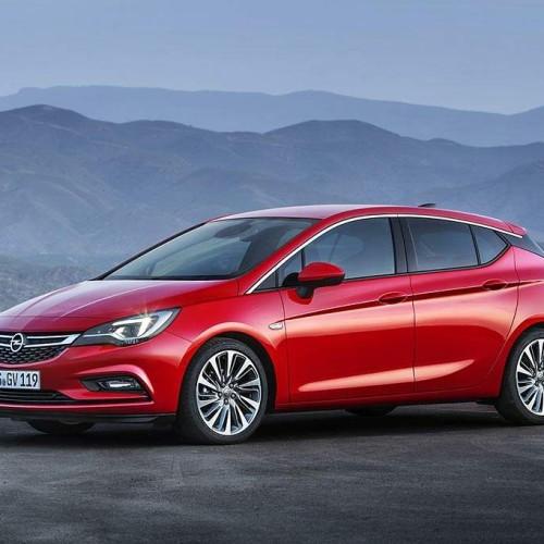 Nuevo Opel Astra 2015