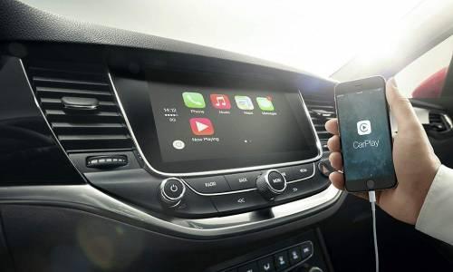 Toda la tecnología del Opel Astra 2015