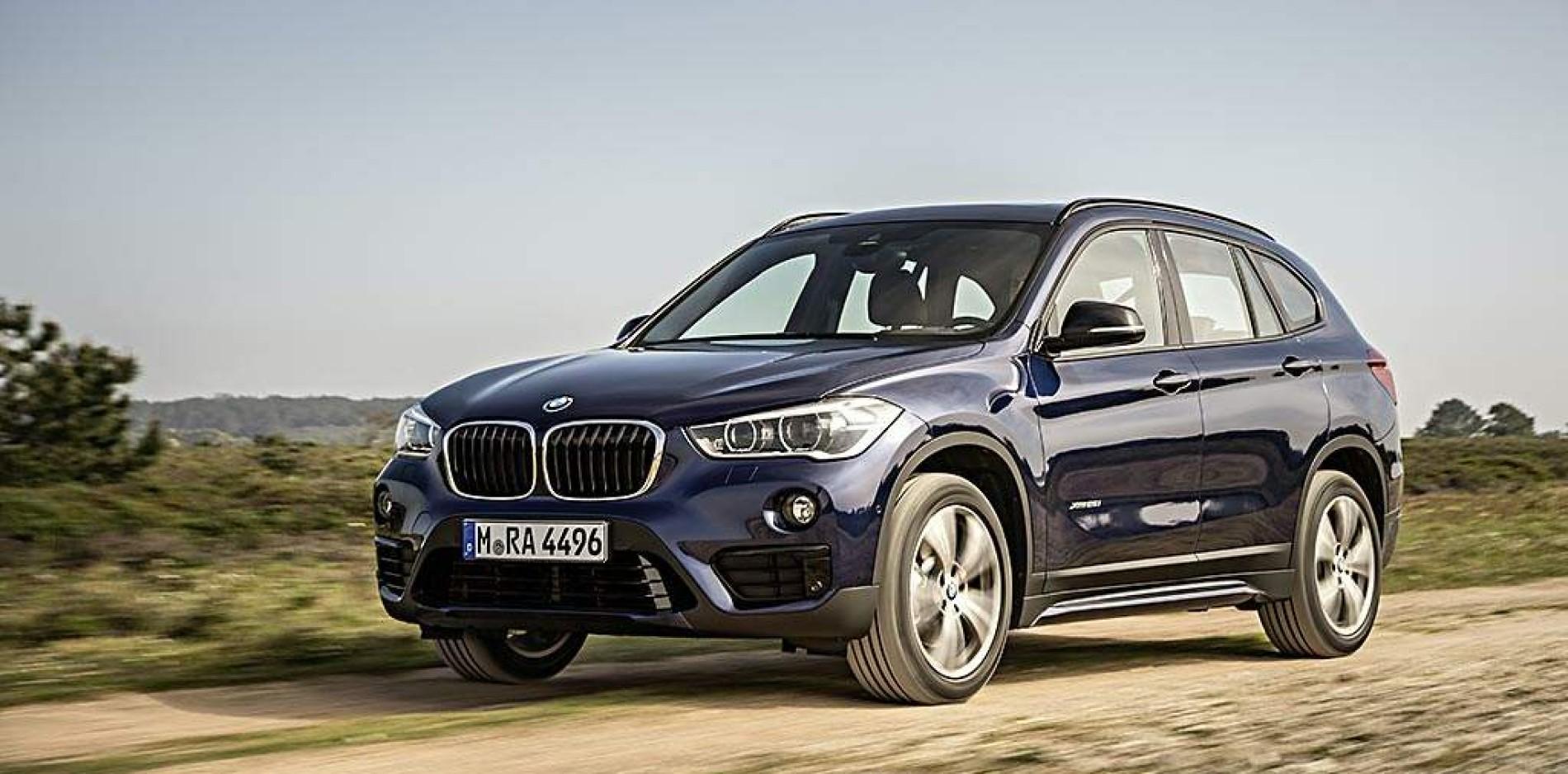 La segunda generación del BMW X1 ya está aquí