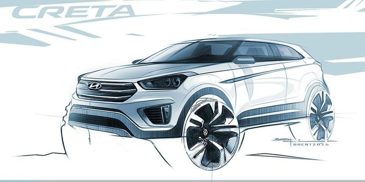 Hyundai Creta, el nuevo SUV compacto de la firma surcoreana