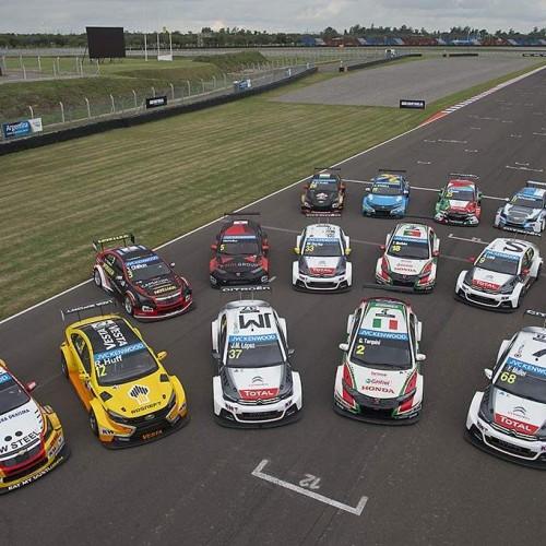 Todos los coches del Campeonato del Mundo de Turismos WTCC