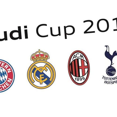 Audi Cup 2015, un torneo de estrellas