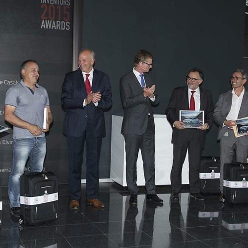 SEAT premia a sus empleados más innovadores