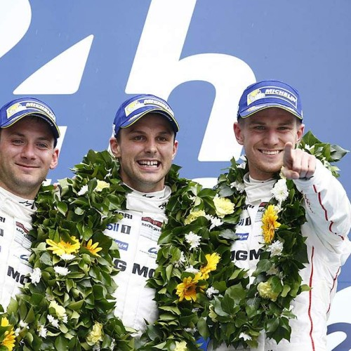 Porsche firma un doblete en Las 24 Horas de Le Mans