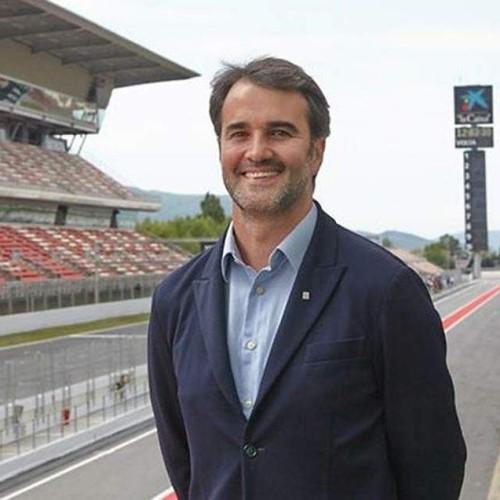 Joan Fontserè es nombrado nuevo director general del Circuit de Cataluña