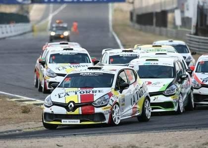 Jordi Palomeras- Renault Clio Cup-Desguaces La Torre