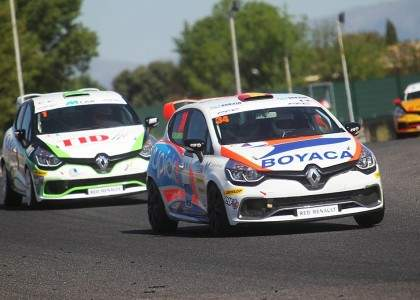 Renault Clio Cup - frontal