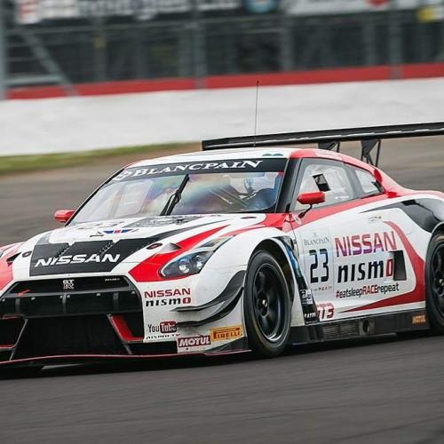 Dos Nissan GT-R NISMO GT3 correrán las 24 Horas de Spa