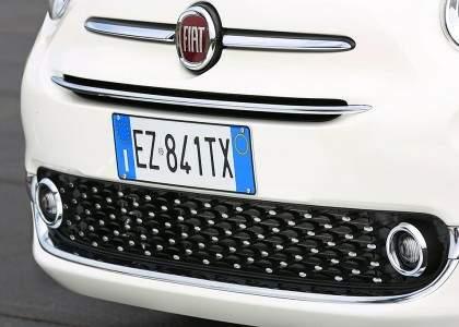 Fiat 500 2015-parrilla frontal
