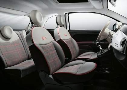 Fiat 500 2015-asientos