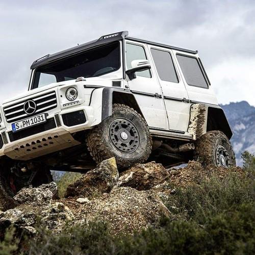 Mercedes-Benz G 500 4×4