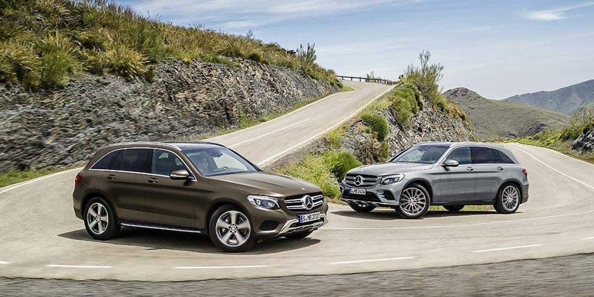 Metamorfosis: nuevo Mercedes-Benz GLC