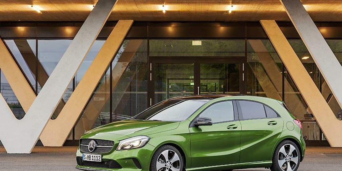 Mercedes Benz Clase A 2015