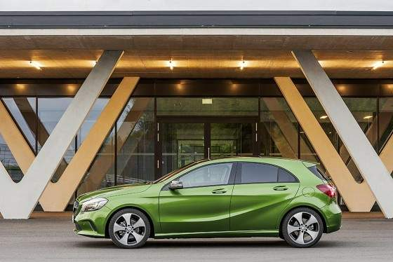 Mercedes-Benza Clase A-artículo 1