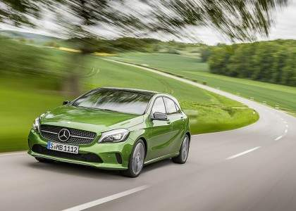 Mercedes-Benz Clase A 2015-04