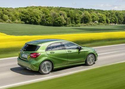 Mercedes-Benz Clase A 2015-06