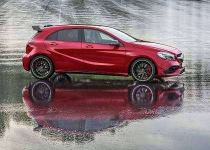 Mercedes-Benz Clase A 2015-10