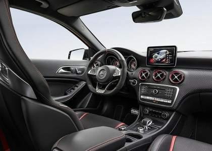 Mercedes-Benz Clase A 2015-13