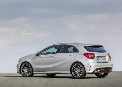 Mercedes-Benz Clase A 2015-16