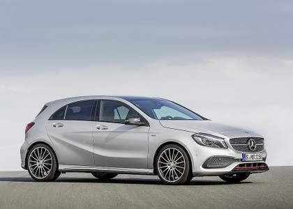 Mercedes-Benz Clase A 2015-15