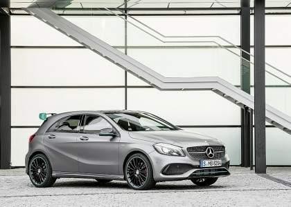 Mercedes-Benz Clase A 2015-18
