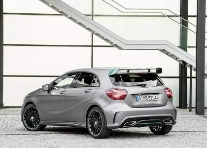 Mercedes-Benz Clase A 2015-19