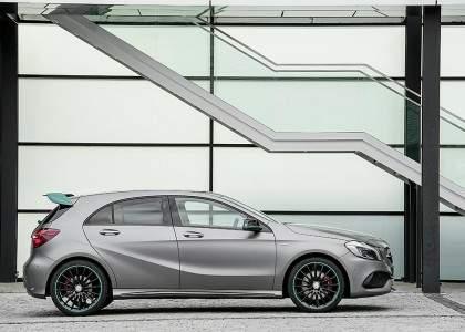 Mercedes-Benz Clase A 2015-20