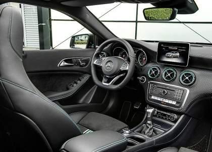 Mercedes-Benz Clase A 2015-22