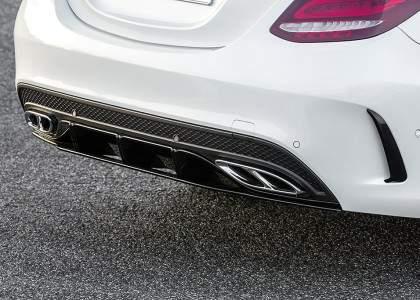 Accesorios AMG para Mercedes-Benz Clase C-05