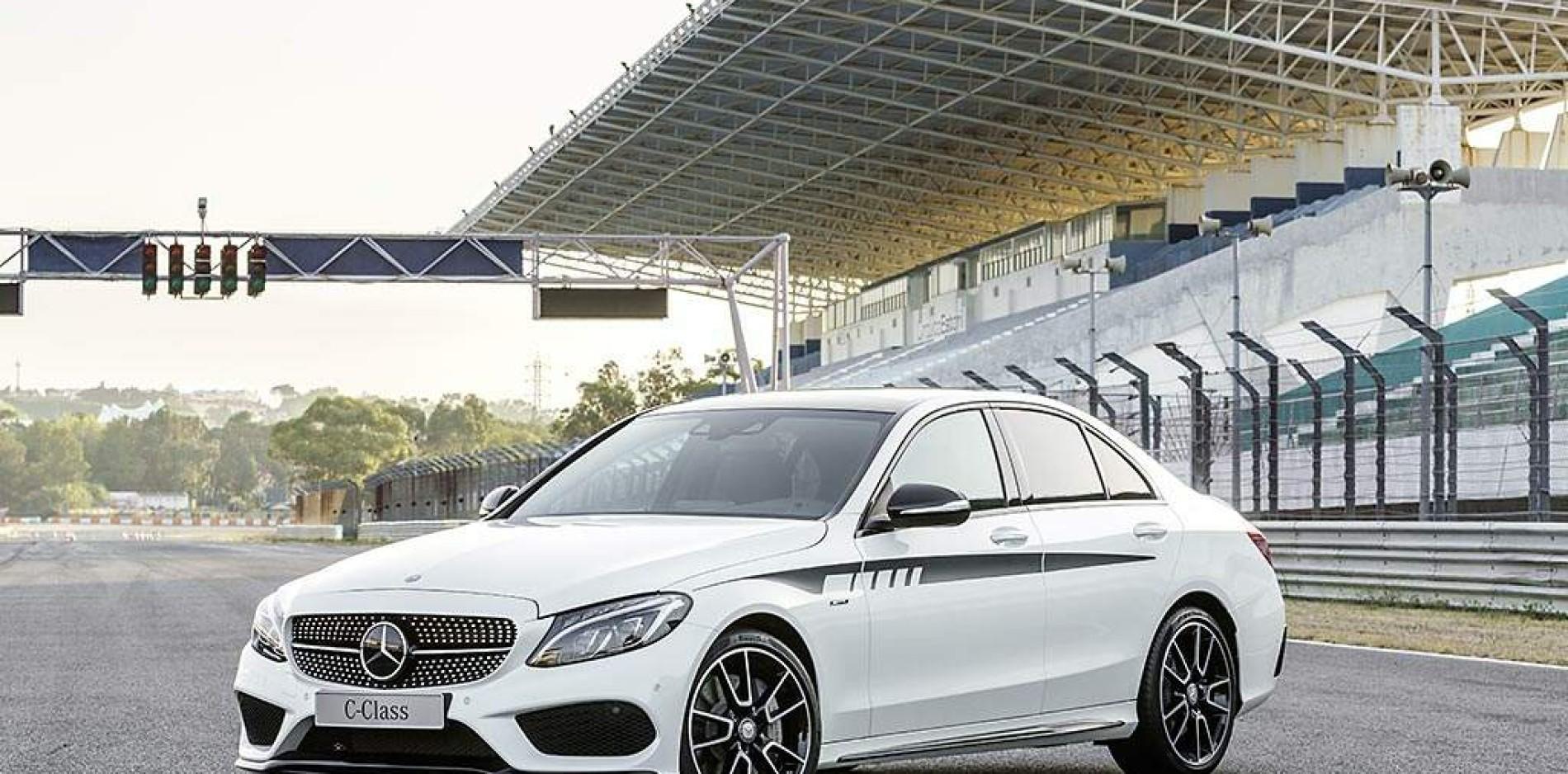 Nuevos accesorios para el Mercedes-Benz Clase C