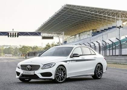 Accesorios AMG para Mercedes-Benz Clase C-01