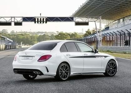 Accesorios AMG para Mercedes-Benz Clase C-02