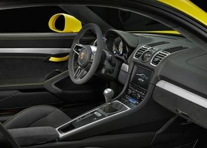 Porsche Cayman GT4-12