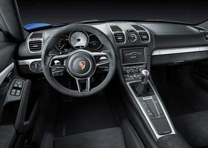 Porsche Cayman GT4-06