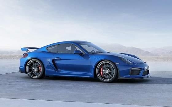 Porsche Cayman GT4-ARTÍCULO 1