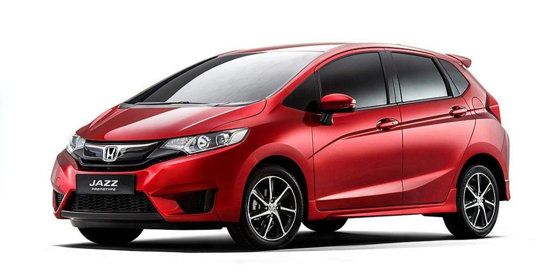 Más espacioso y versátil, nuevo Honda Jazz