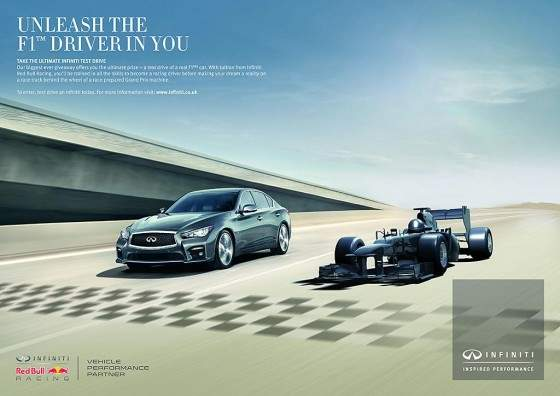 Ultimate Test Drive Infiniti
