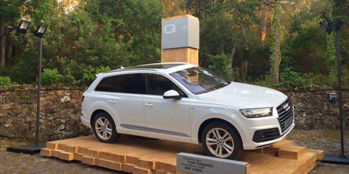 Audi patrocina el XV Festival Cap de Roig