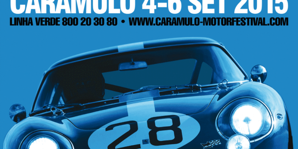 Caramulo Motorfestival 2015