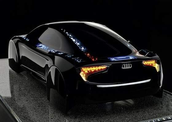 Tecnología OLED Audi 2015-02
